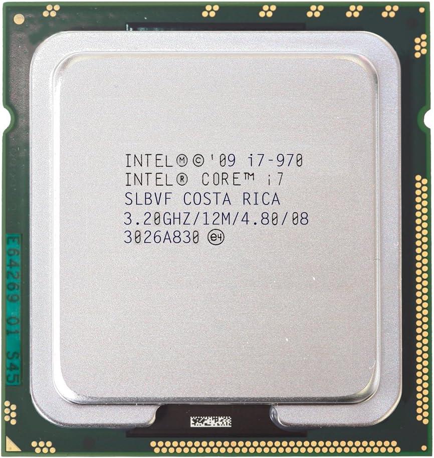 Intel Core i7-970 Processor 12M Cache 3.20 GHz SLBVF LGA 1366