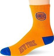 Meia Cano Medio Nba New York Knicks 39 - 43 Laranja