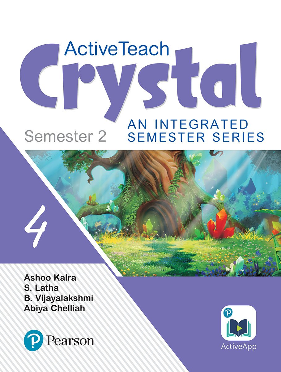 ActiveTeach Crystal: Integrated Book for CBSE/State Board
