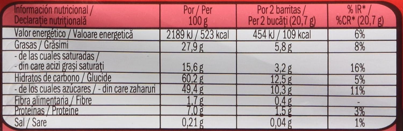 KitKat - Galleta Recubierta de Chocolate con Leche - 41.5 gr: Amazon.es: Alimentación y bebidas