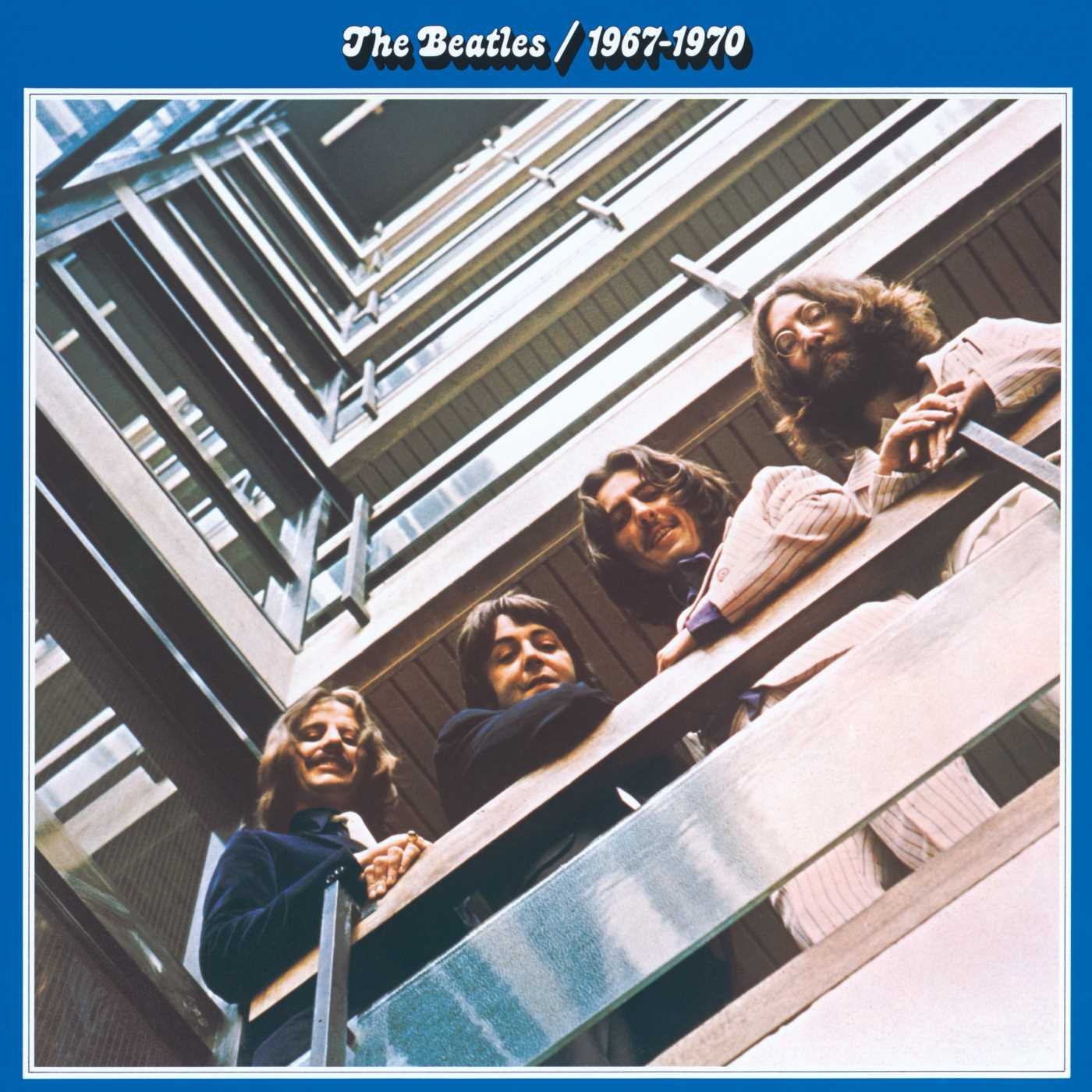 The Beatles: 1967-1970 by Capitol