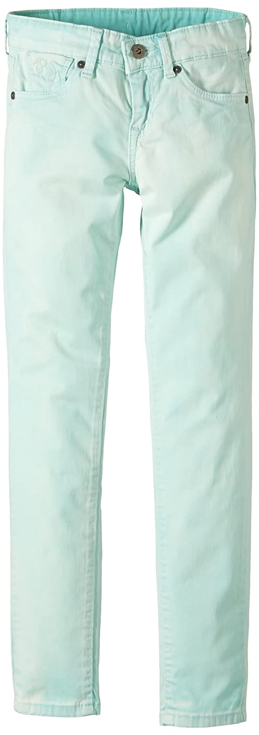 Vert (Spa 8oz Stretch Col Sateen U63 529) FR   12 ans  Pepe Jeans Pix - Jeans Fille