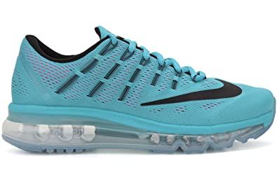 7652d78a52 Image Unavailable. Image not available for. Colour: Nike Women's Air Max  2016 Gamma Blue/Black/Pink Blast/White ...