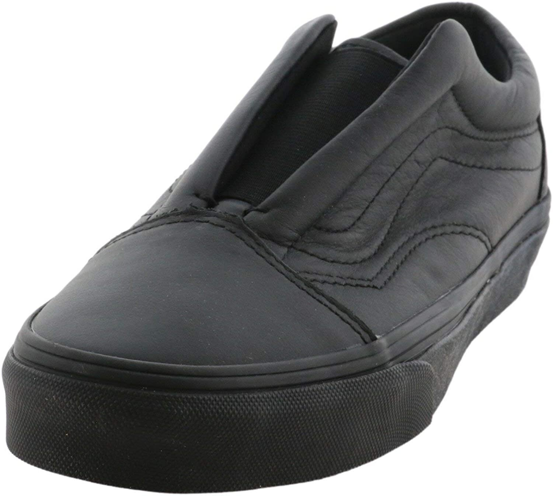 Vans Old Skool Laceless Leather