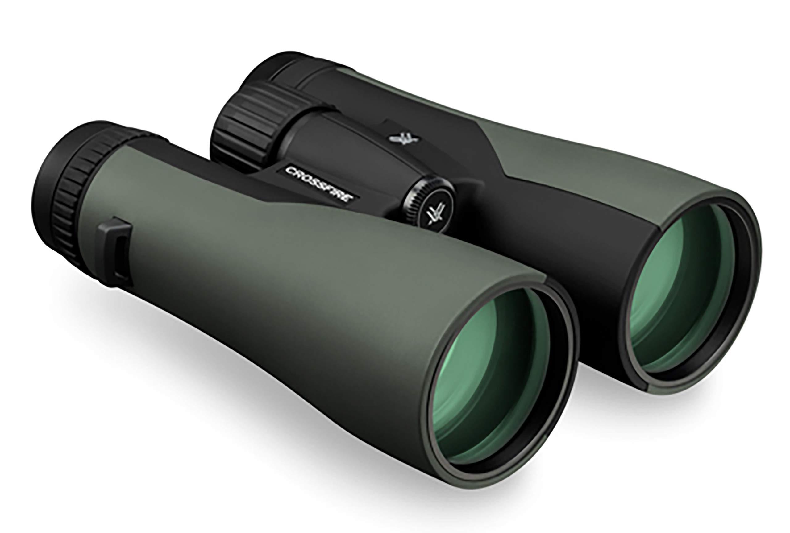 Vortex Optics Crossfire Roof Prism Binoculars 10x50 by Vortex