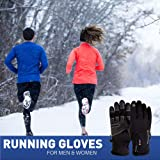 FancyGoo Touchscreen Running Gloves Winter