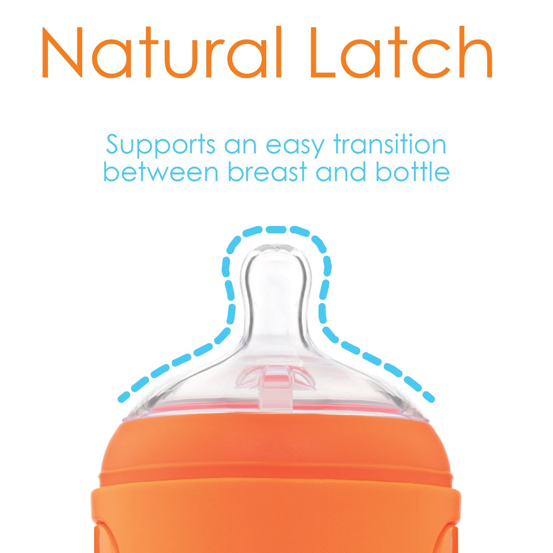 2-Pack PopYum Stage 3 Fast Flow Nipples