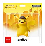 Detective Pikachu amiibo (Nintendo Wii U/3DS/Switch)