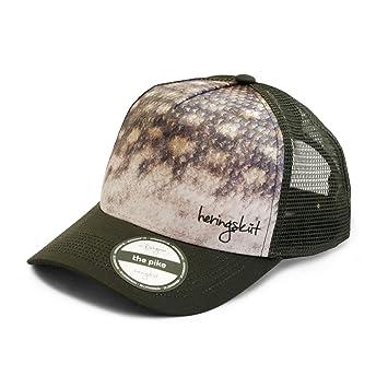 heringsküt - Pescador Gorra Gorro I Baseballcap Hat para Pescadores Gorra de Pesca Snapback Ropa de Pesca | Regalos para Pescadores | Gran Lucio Neto: ...