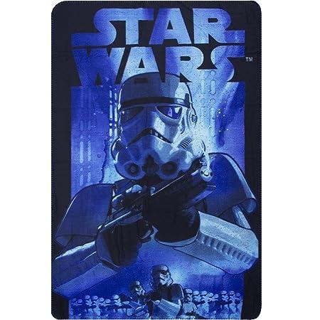 Dimensioni Coperta Letto Singolo.Squishybean Ufficiale Star Wars Troppers Coperta In Pile Letto