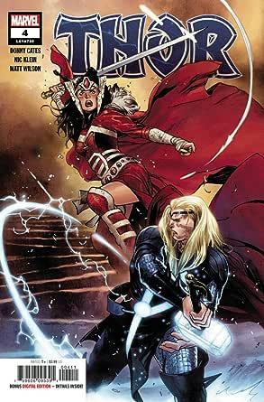 Thor (2020) #4 (#730) Olivier Coipel Cover