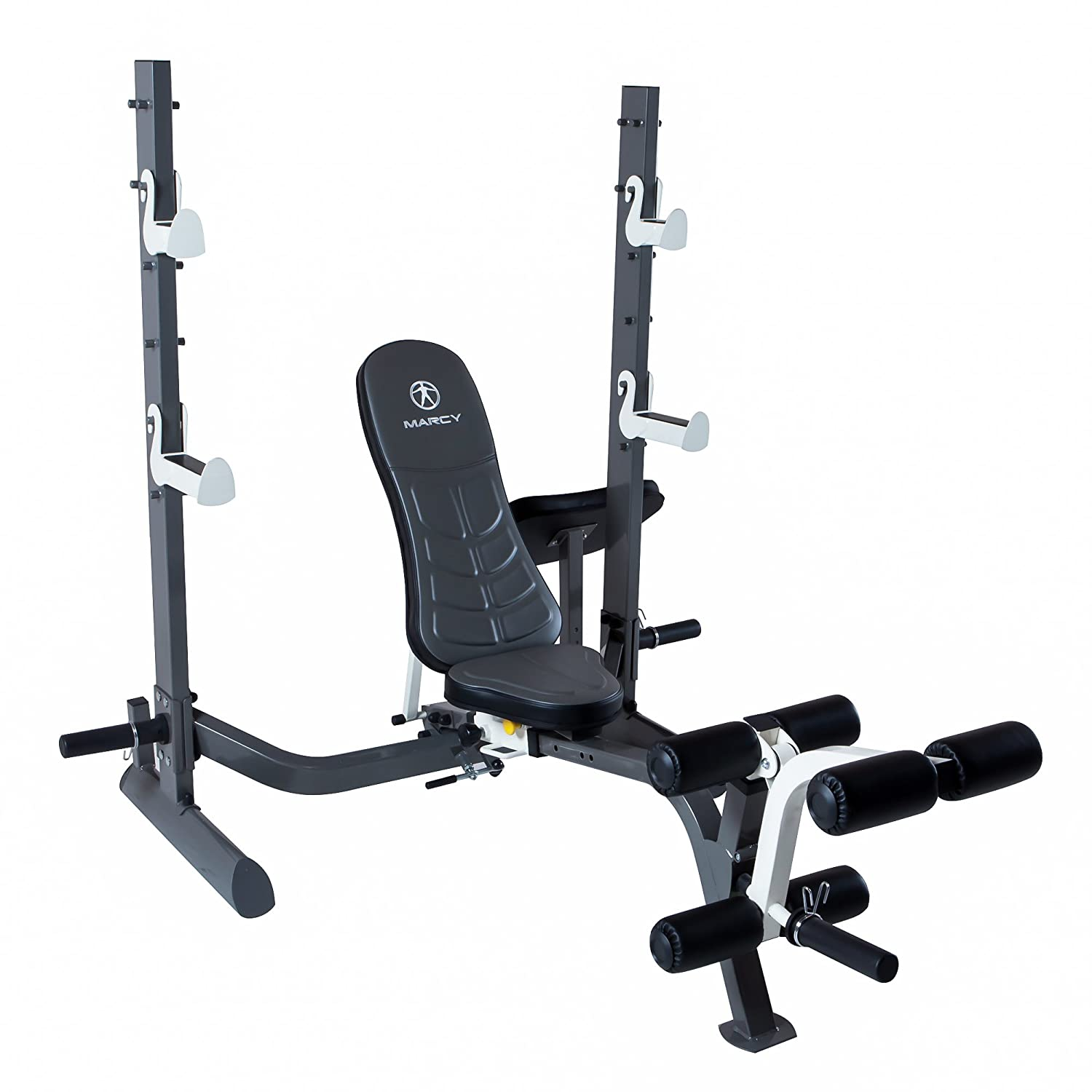 Marcy Multi Position Foldable Olympic Weight Bench