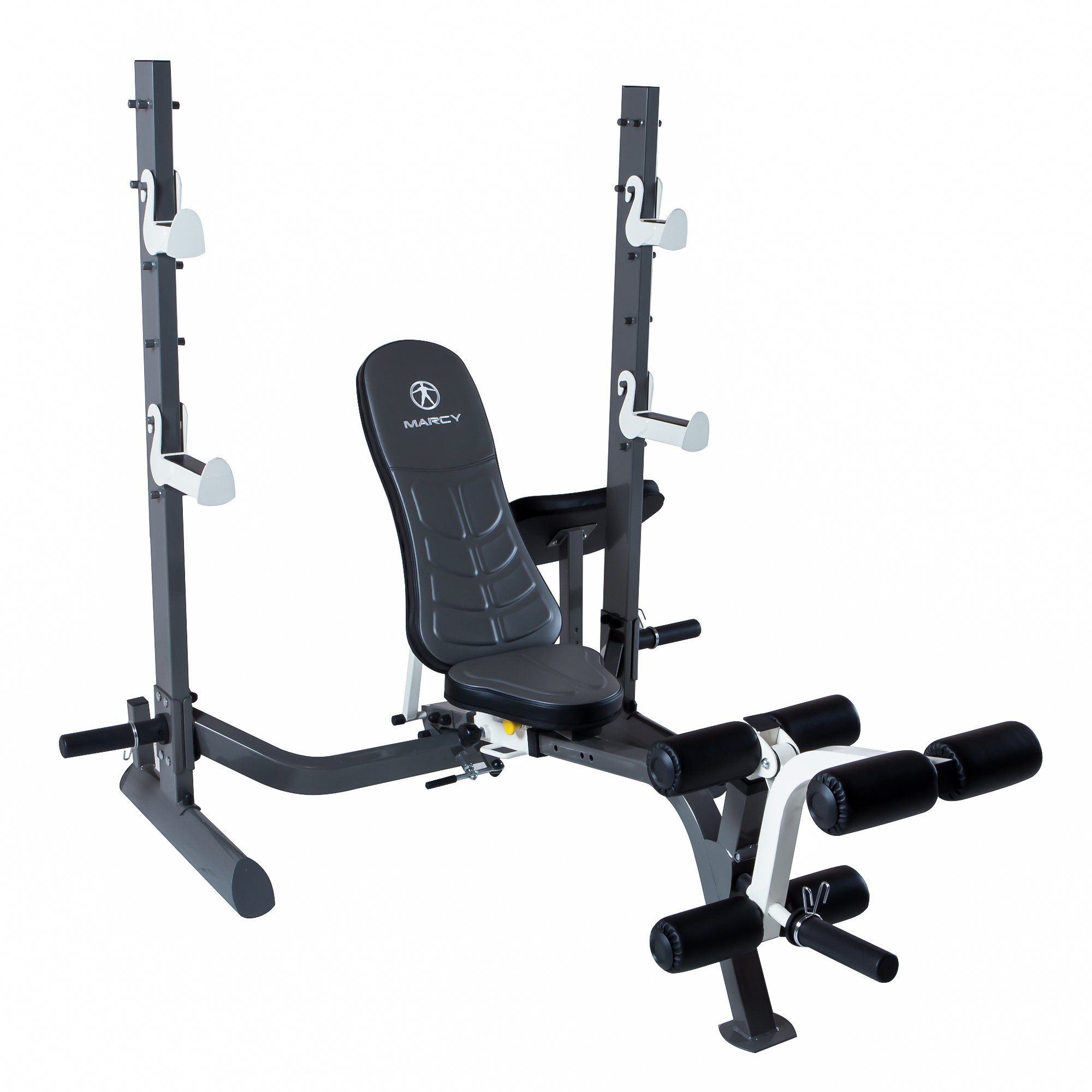 Marcy Multi-Position Foldable Olympic Weight Bench