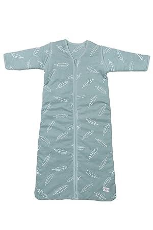 Meyco 515151 ganzjahres Saco de dormir 110 cm plumas Jade, turquesa: Amazon.es: Bebé