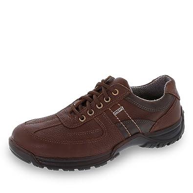 Jomos De Chaussures En Dentelle De Jomos Marron wy3c7a