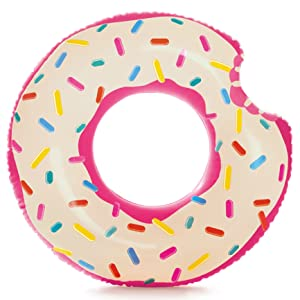 "Intex Donut Inflatable Tube, 42"" X 39"""