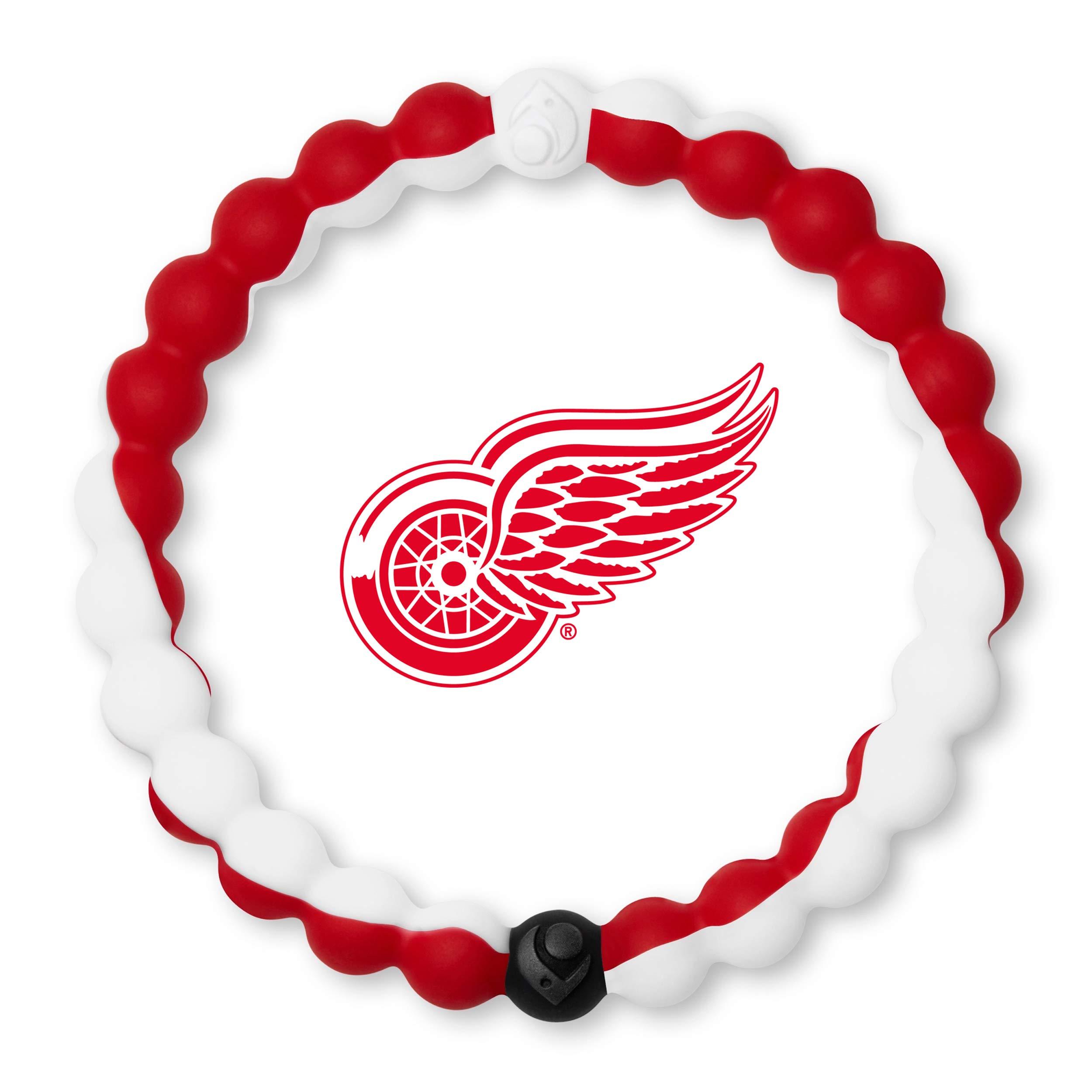 Lokai NHL Collection Bracelet, Detroit Red