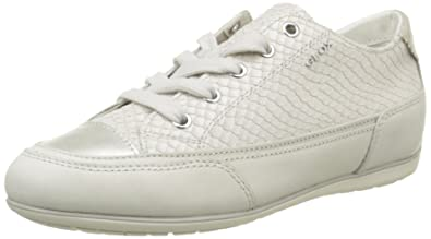Geox New D D Femme Basses et Chaussures Baskets Sacs Moena wFwAqrP