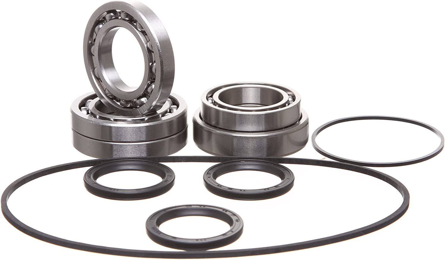 NEW ALL BALL FRONT Differential Diff Bearing /& Seal Rebuild Kit Polaris RZR 800