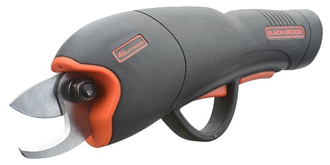 Amazon.com: Black & Decker Podadora inalámbrico con batería ...
