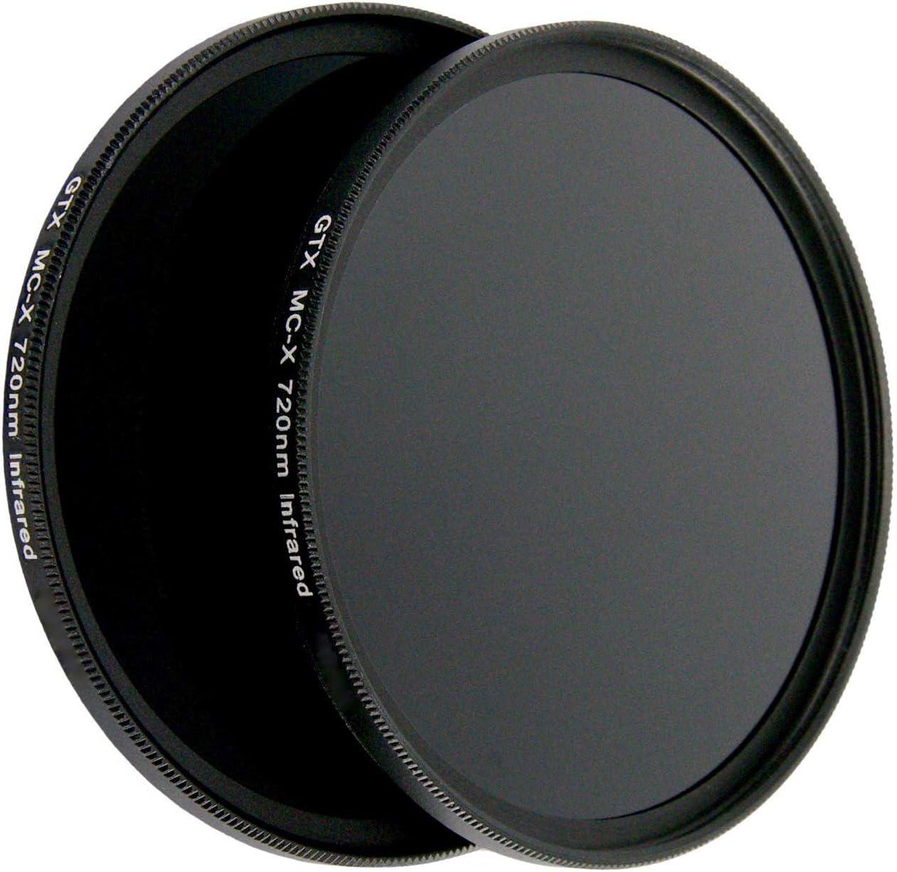 55mm X-Series IR720 IR 720nm Infrared Filter for Camera Lens Digital DSLR SLR