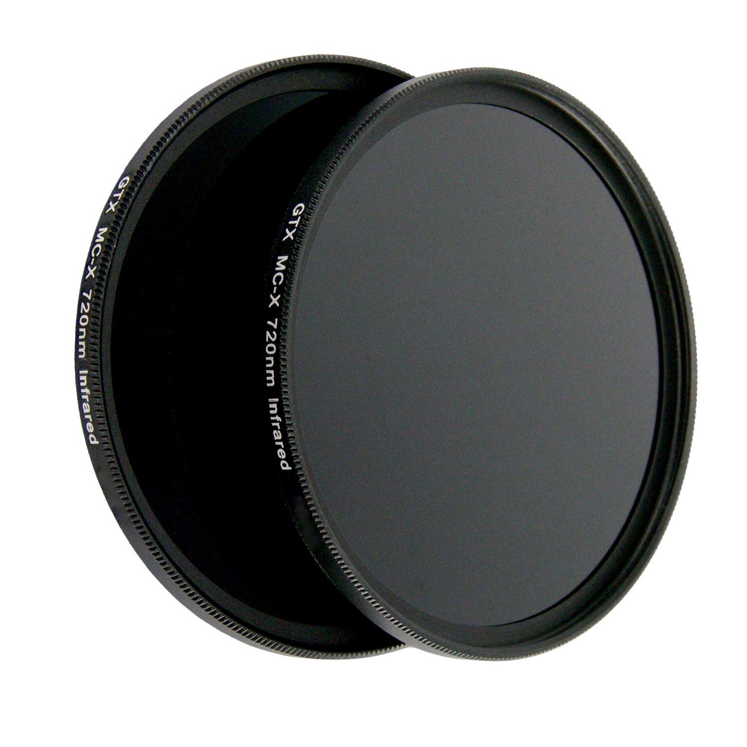 55mm X-Series IR720 IR 720nm Infrared Filter for Camera Lens Digital DSLR SLR by Sunset Foto