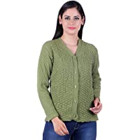 eWools Women's Woolen Lycra Sweater