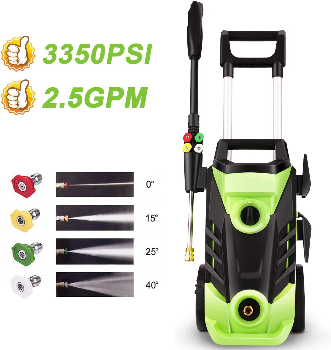 Free Amazon Promo Code 2020 for 3350PSI Electric Pressure Washer