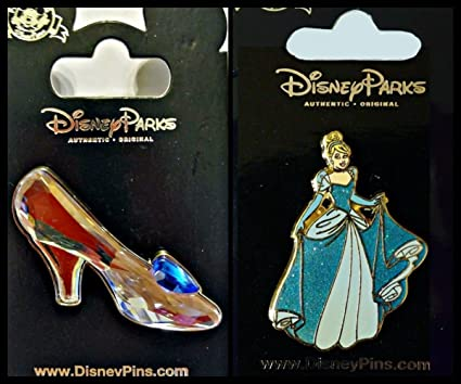 481f0d1049e00 Amazon.com: Disney Parks 2 Pin Movie Character Collectible Tradeable ...