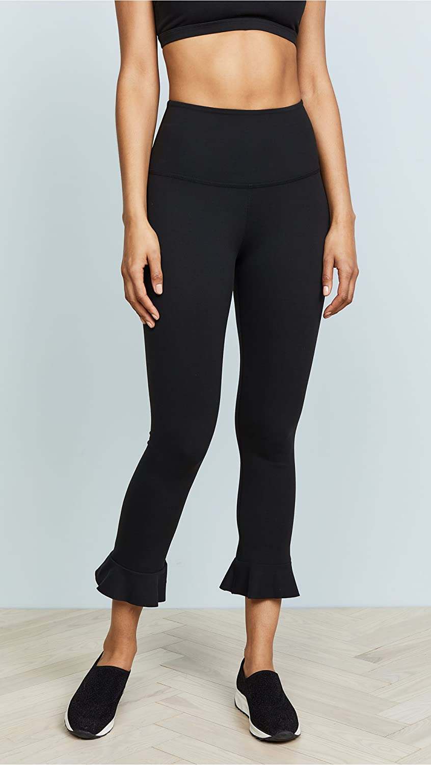 2b2bd0de37 Beyond Yoga Women's Frill Seeker Leggings at Amazon Women's Clothing store: