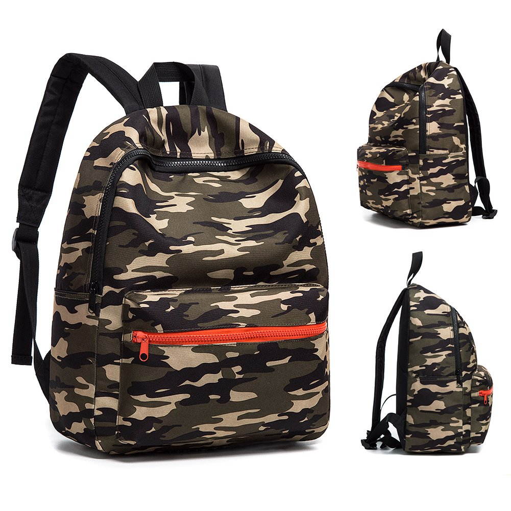 CARBEEN US Army Camo Backpack 10454053
