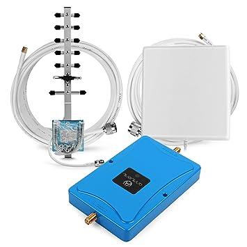 ANNTLENT Amplificador de señal Band 3 1800MHz 70dB 2G/4G gsm Booster Amplificador Repetidor gsm