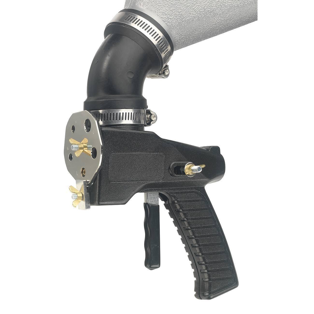 Car Paint Tool Air Texture Hopper Gun Spray Pistol Drywall Painting Tools Pro Pneumatic Durable Plastic - Skroutz by Skroutz (Image #3)