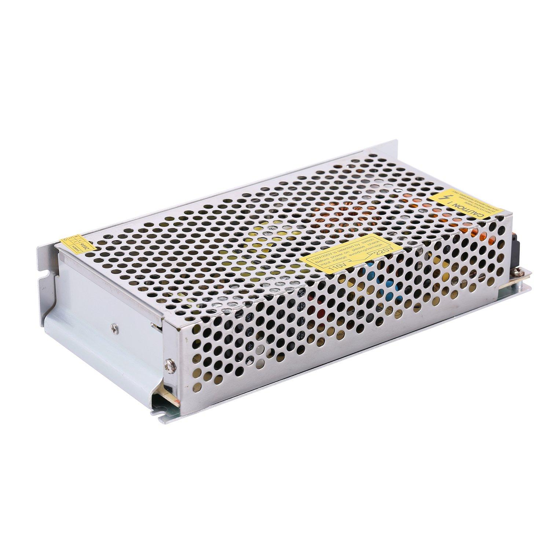 110V 220V AC /à DC 12V 8.3A 100W Transformateur pour la Lumi/ère LED Strip COLM Commutateur Conducteur dalimentation