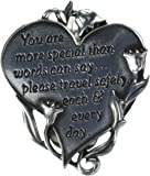 Cathedral Art Heart Visor Clip, You Are Special, 2-3/4-Inch