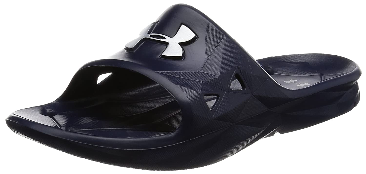 Under Armour Men's Locker III Slide Sandal Under Armour Shoes 1287325