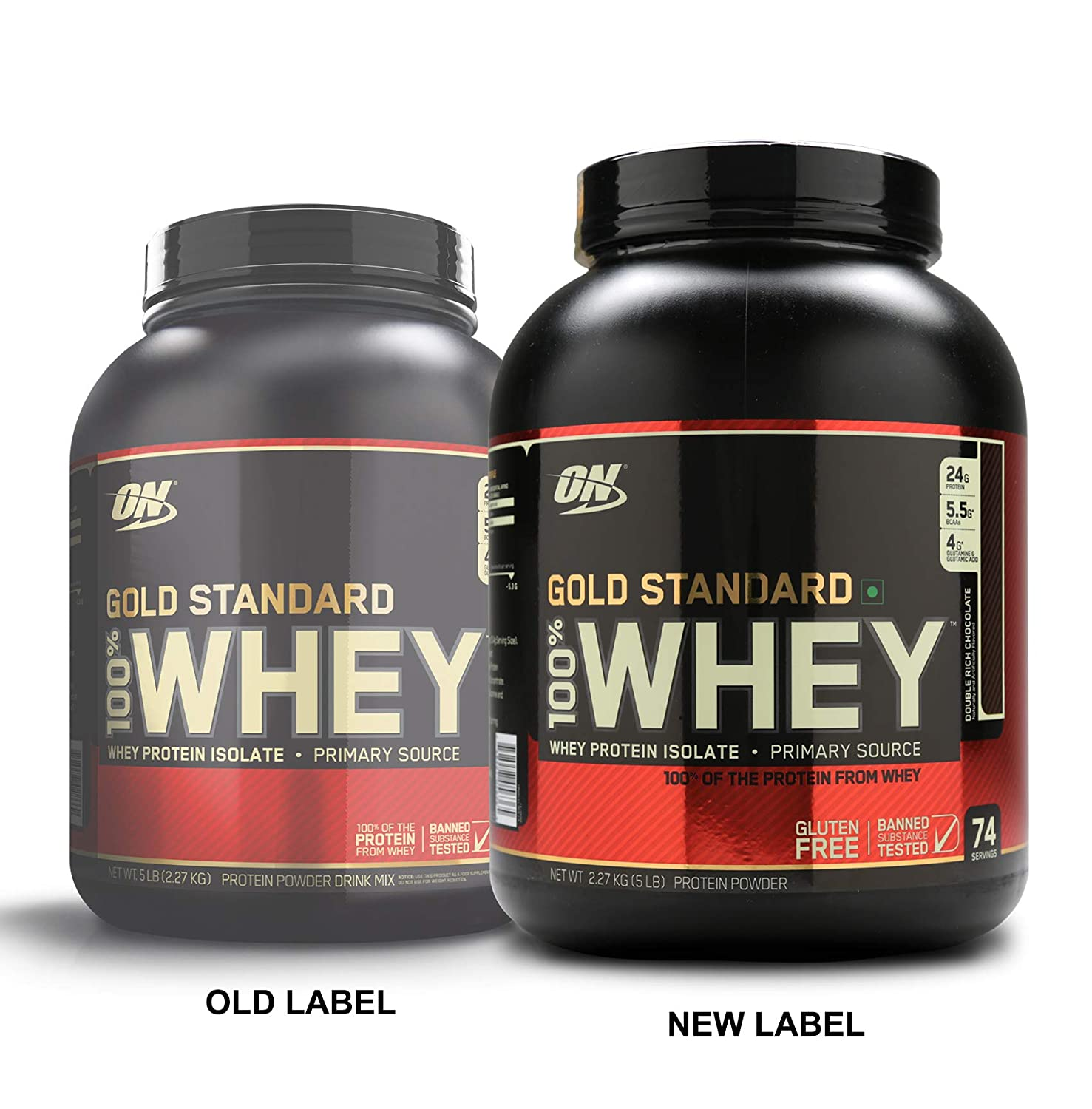 Top 10 Whey Protein 2020.Optimum Nutrition On Gold Standard 100 Whey Protein Powder 5 Lbs 2 27 Kg Double Rich Chocolate