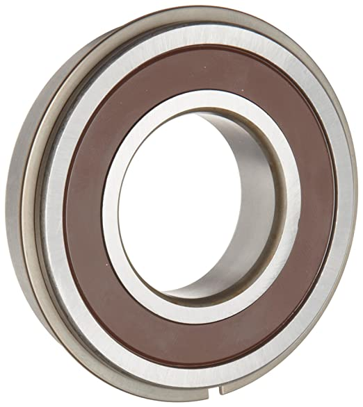 35 mm OD Metric Double Sealed Max RPM 1930 lbs Dynamic Load Capacity No Snap Ring 15 mm ID 830 lbs Static Load Capacity 11 mm Width Timken 202PP Ball Bearing