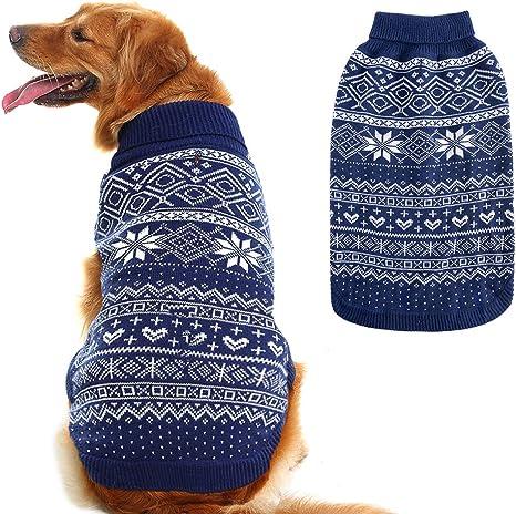 S-M Warm sweater vest coat pullover for dog SmallMedium