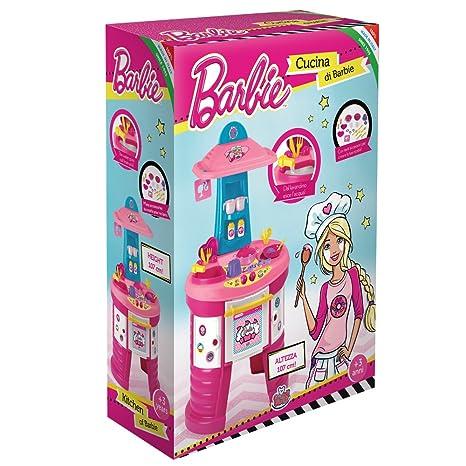Grandi Giochi Cucina Barbie 107cm, GG00514: Amazon.it: Giochi e ...