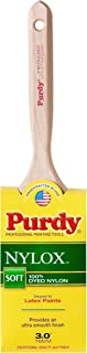 product image for Purdy 144100230 Nylox Series Elasco Flat Trim Paint Brush, 3 inch