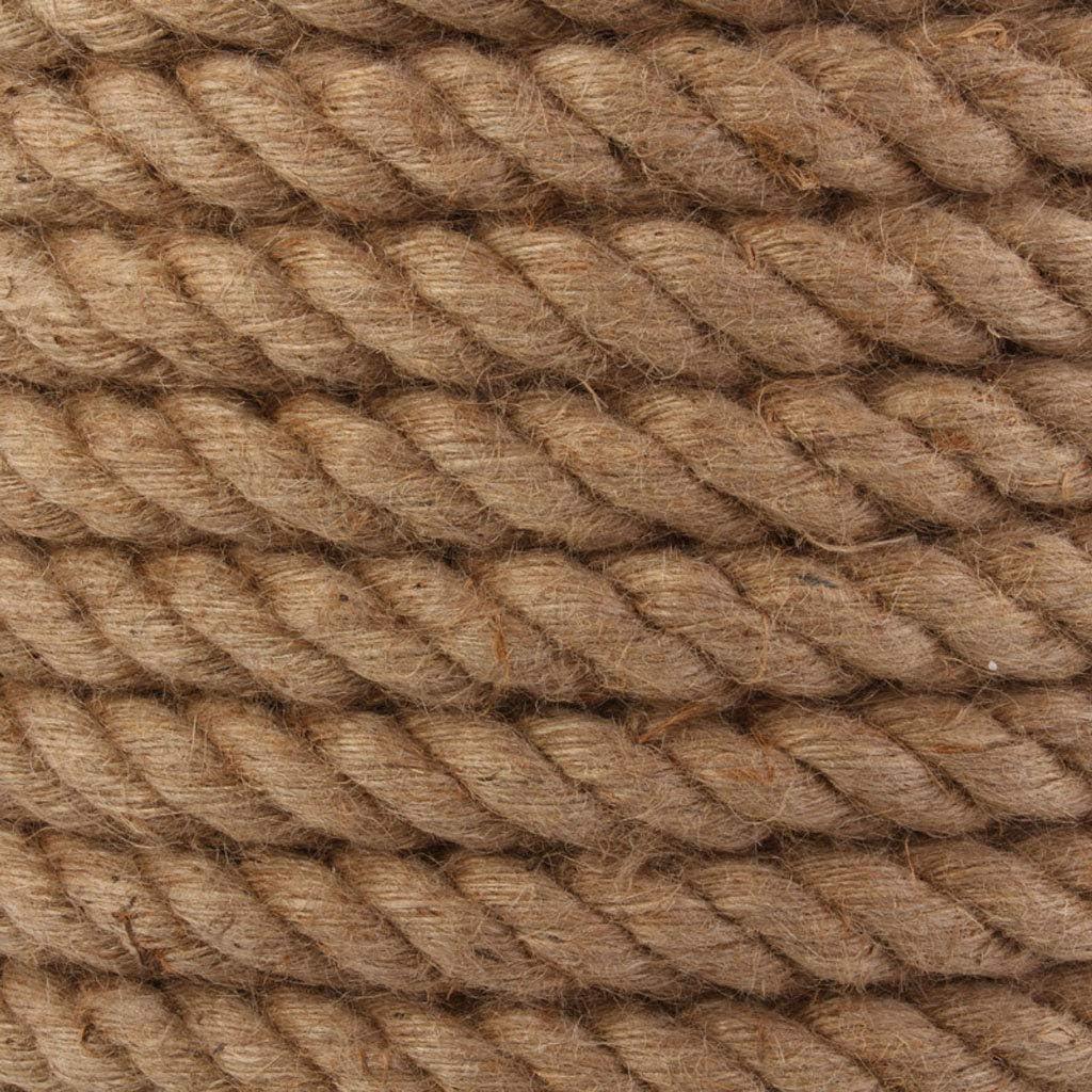 35mm 40mm 5-10m Cordes en jute Ficelle Corde en chanvre Naturel Pays Rustique Artisanat DIY Accessoires faits /à la main Nordic Ho Corde de s/écurit/é ext/érieure Corde dext/érieur en corde de chanvre