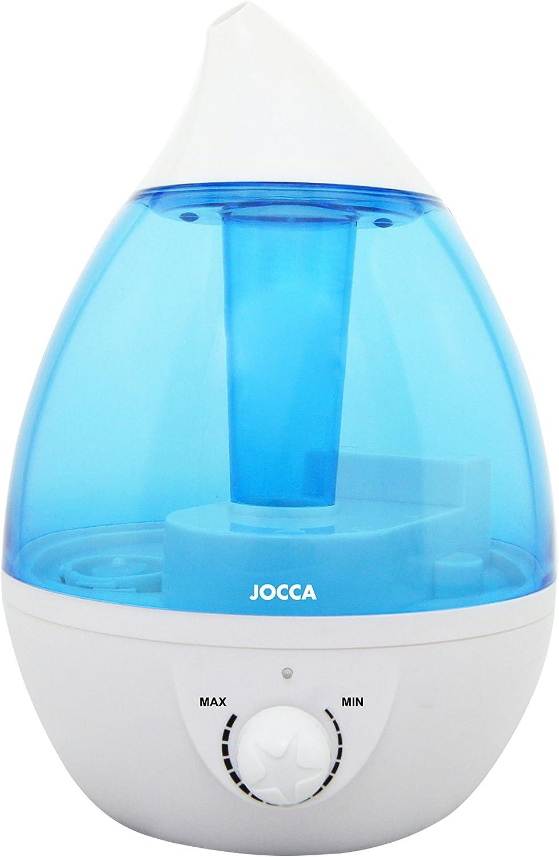 Jocca 5574 Humidificador purificador del aire en forma de lágrima ...