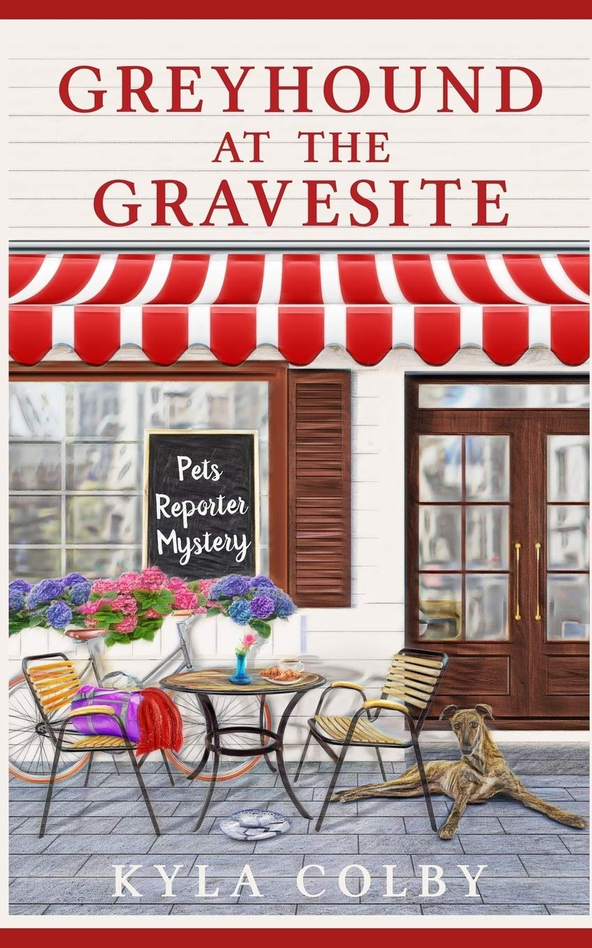 Greyhound at the Gravesite: Pets Reporter Mystery pdf
