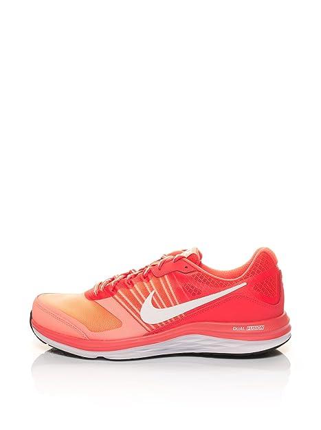 Nike Dual Fusion X - Zapatillas de Running para Mujer: Amazon.es: Zapatos y complementos