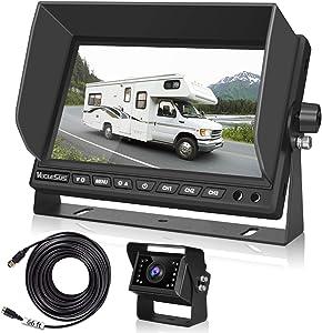 Backup Camera for RV Truck Trailer Motorhome, 7
