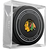 NHL Chicago Blackhawks Official Game Puck