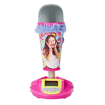Soy Luna Microphone Alarm Clock  Amazon.co.uk  Toys   Games 2d953bbcab