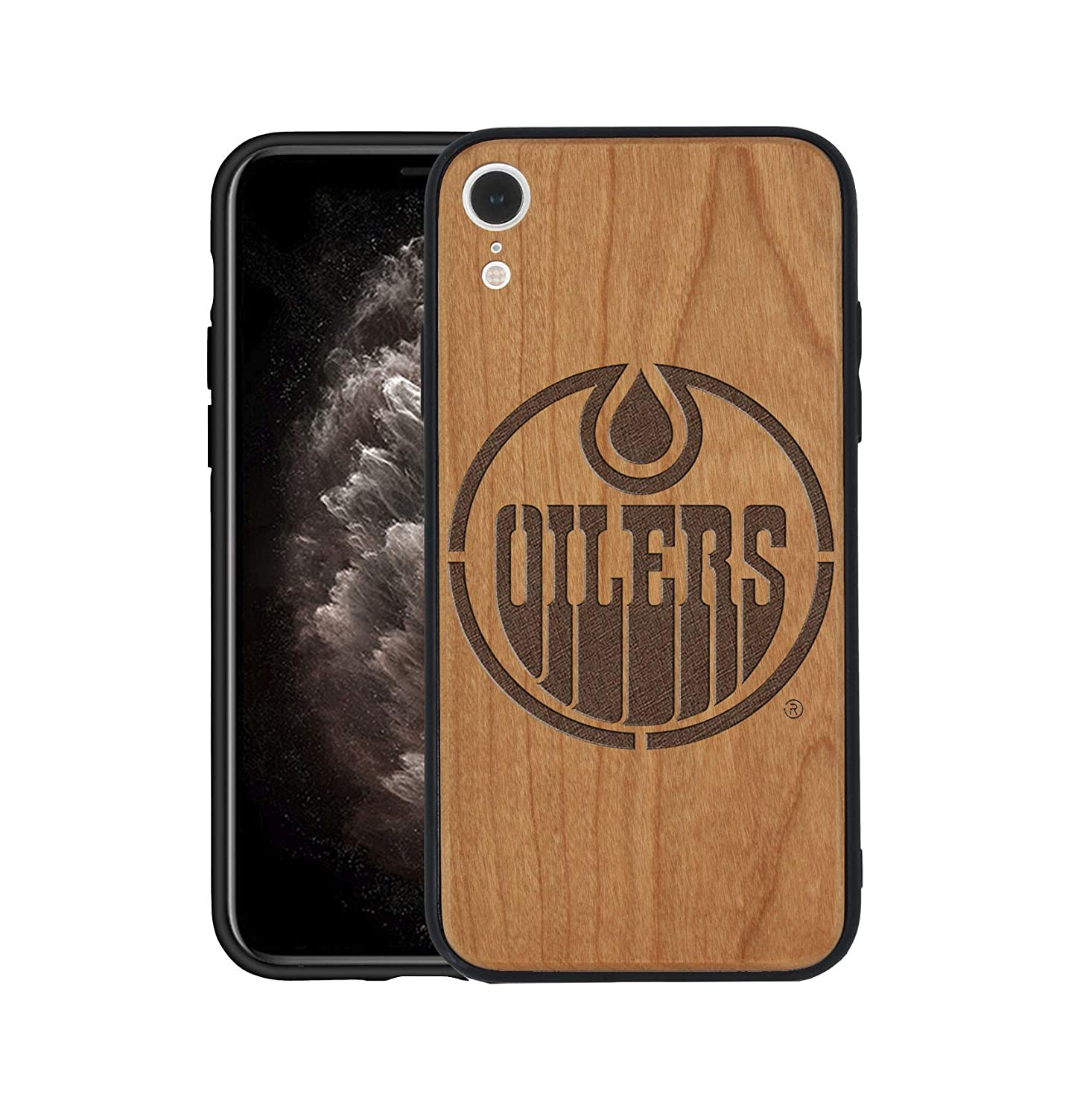 XR Cases Personalized Phone Case Wood Oilers Case for iPhone 11 11 Pro Xs Max 11 Pro Max X Xs