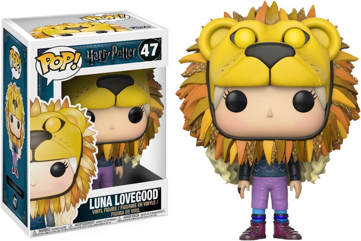 personaggio in vinile Harry Potter-Luna Lovegood 47-Funko Pop!